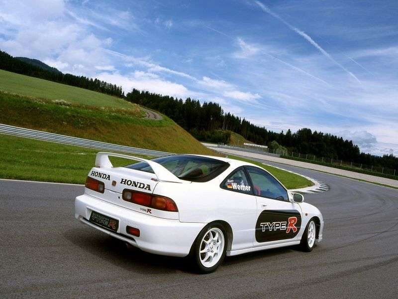 Honda Integra 3rd generation [restyling] Type R Coupe 1.8 MT (1997–2001)