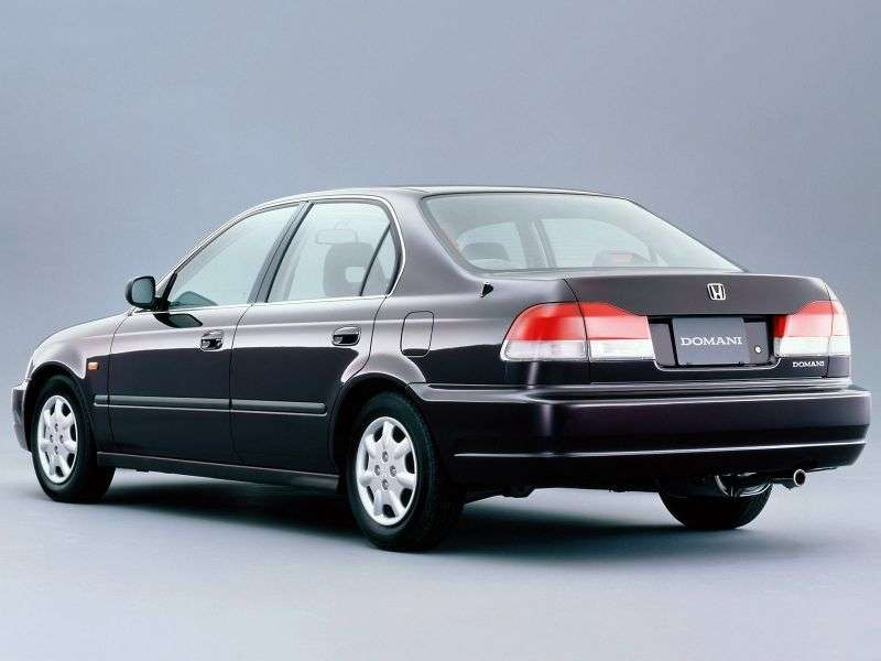 Honda Domani 2.generacja sedan 1.5 MT (1997 2000)