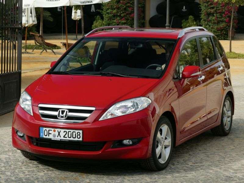 Honda FR V 1st generation minivan 1.8 AT (2007–2009)