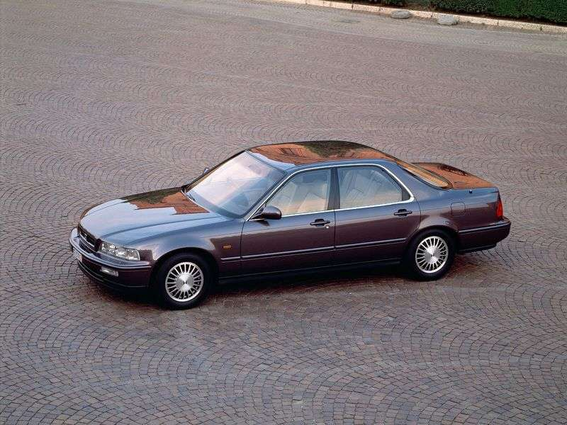 Honda Legend 2nd generation sedan 3.2 AT (1991–1996)