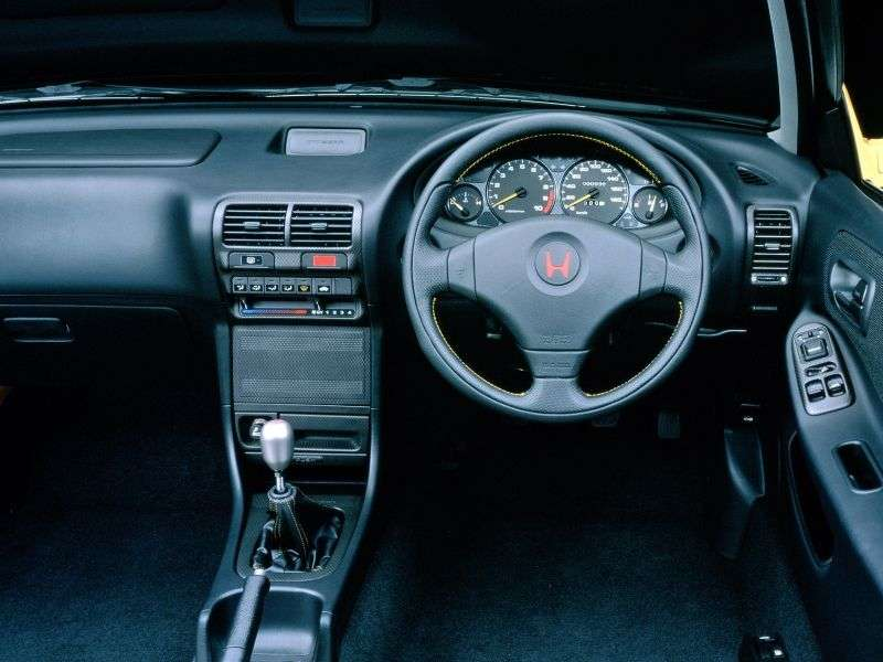 Honda Integra 3rd generation [restyling] Type R JP Coupe 1.8 MT (1995–2001)