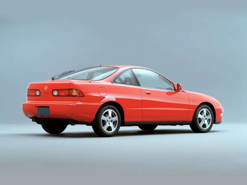 Honda Integra 3rd generation coupe 1.6 AT (1993–1995)