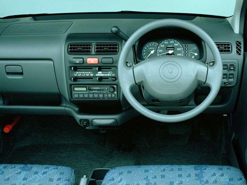 Honda Life 3 generation hatchback 0.7 AT 4WD (2003–2006)