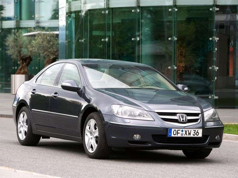 Honda Legend 4 generation sedan 3.5 AT (2004–2008)