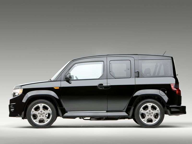 Honda Element 1st generation [2nd restyling] SC crossover 2.4 AT (2008–2010)