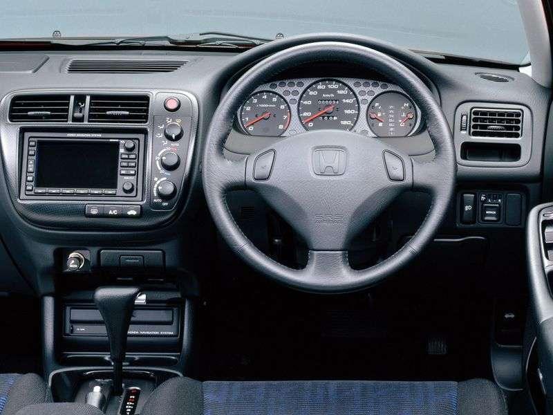 Honda Orthia 1st generation 2.0 MT AWD wagon (1996–2002)