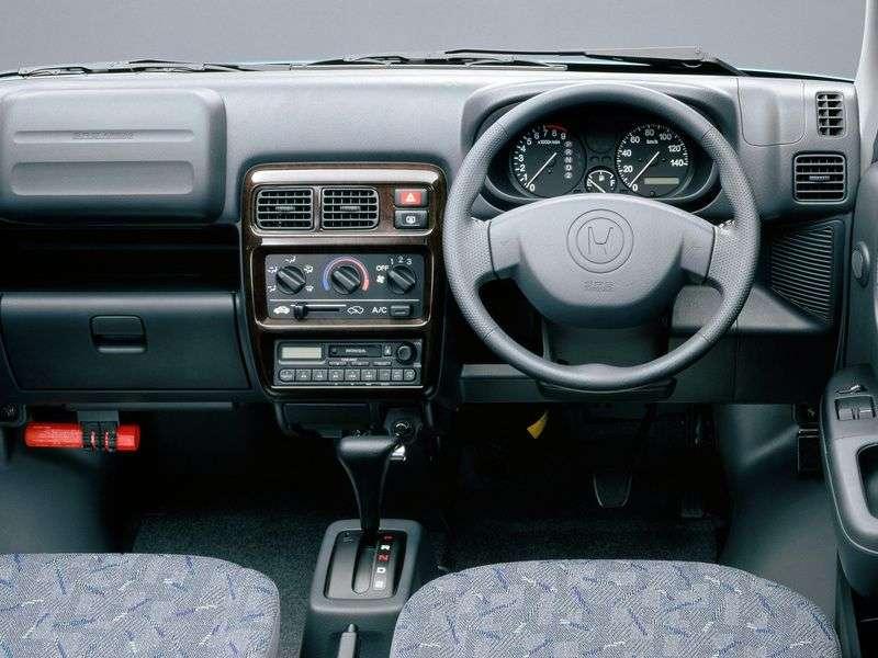 Honda Vamos HM1minivan 0.7 MT (1999 obecnie)