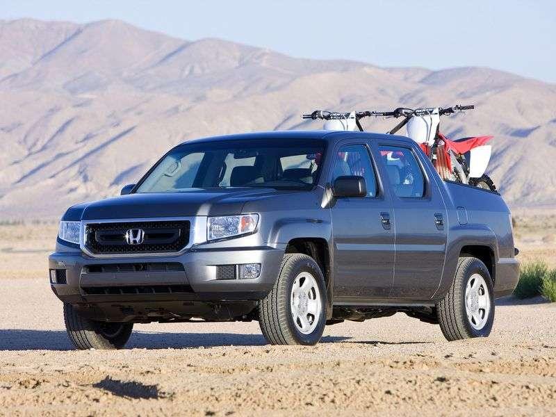 Honda Ridgeline 1st generation pickup 3.5 MT 4WD (2008 – n.)