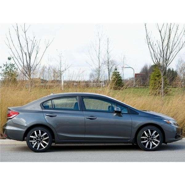 Honda Civic 9th generation [restyling] 1.8 AT Executive sedan (2013 – n.)