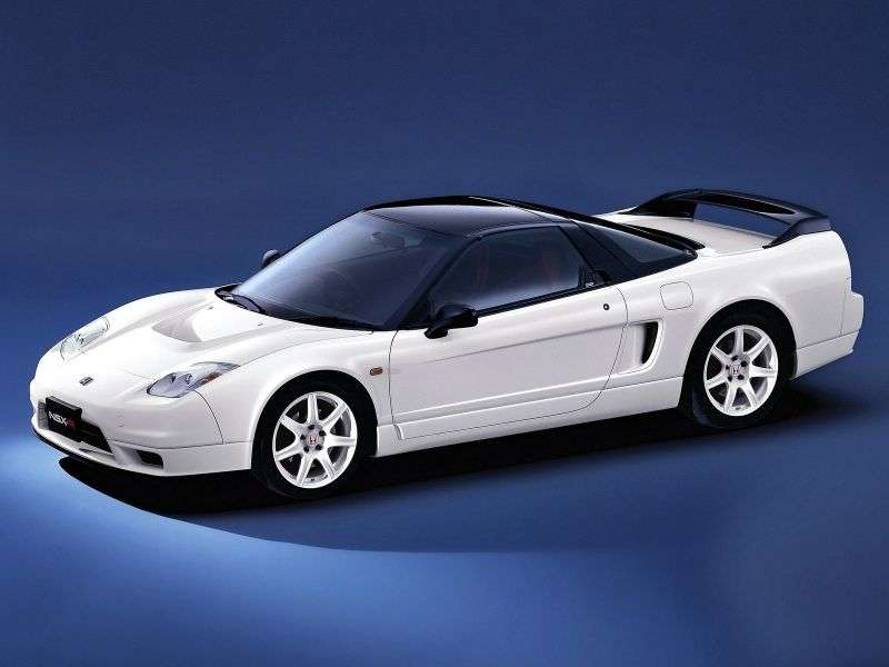 Honda NSX 2nd generation coupe 3.2 MT (2002–2005)