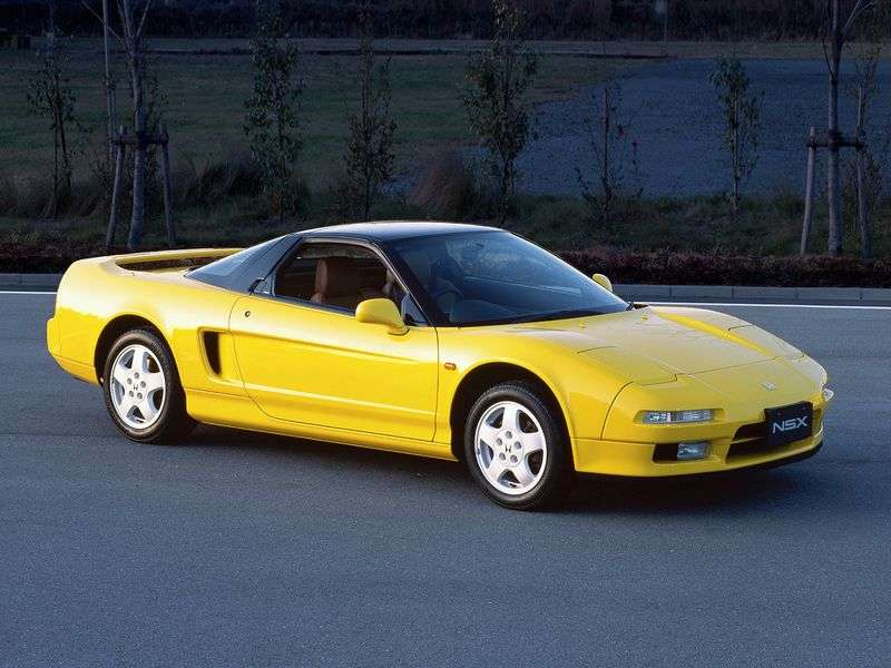 Honda NSX 1st generation coupe 3.0 MT (1992–1995)