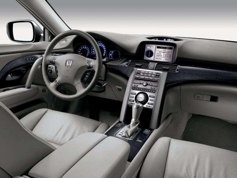 Honda Legend 4th generation [restyling] 3.7 AT sedan (2008–2010)