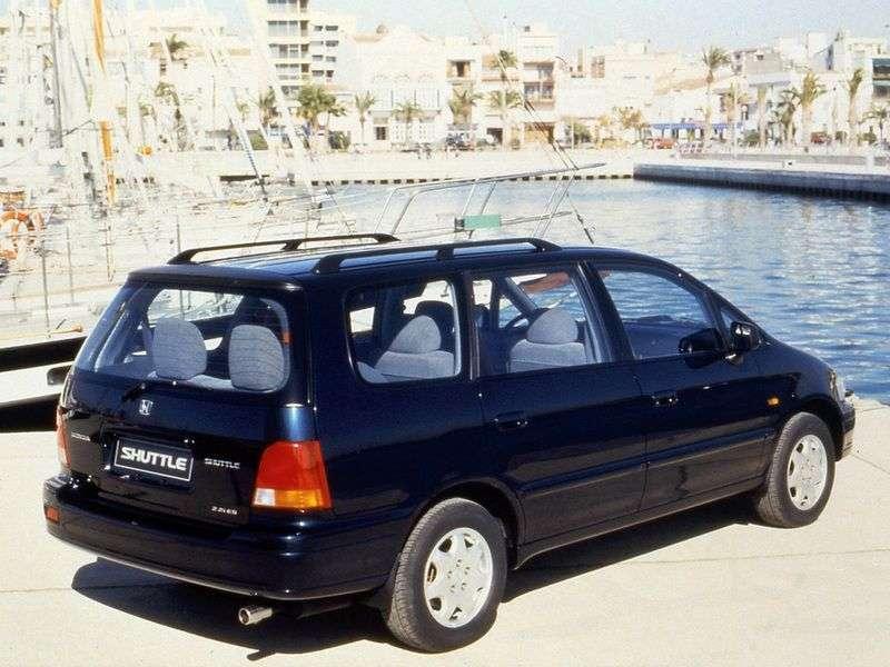 Honda Shuttle 1st generation wagon 2.2 AT (1995–1998)