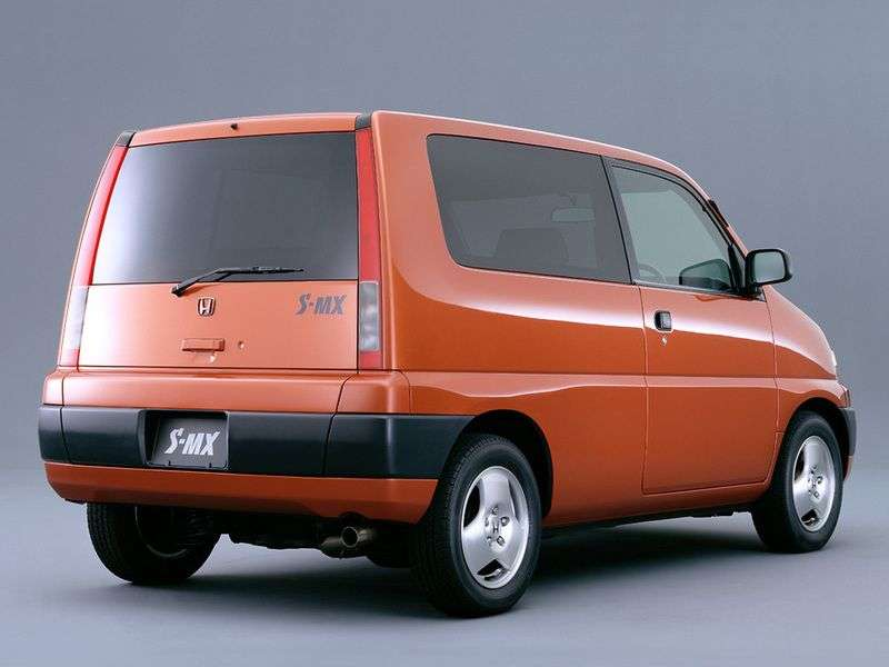 Honda S MX 1st generation minivan 2.0 AT 4WD (1996–2002)