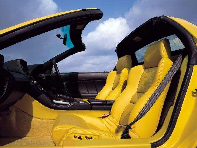 Honda NSX 2 generation of the Targa 3.2 MT (2001–2005)
