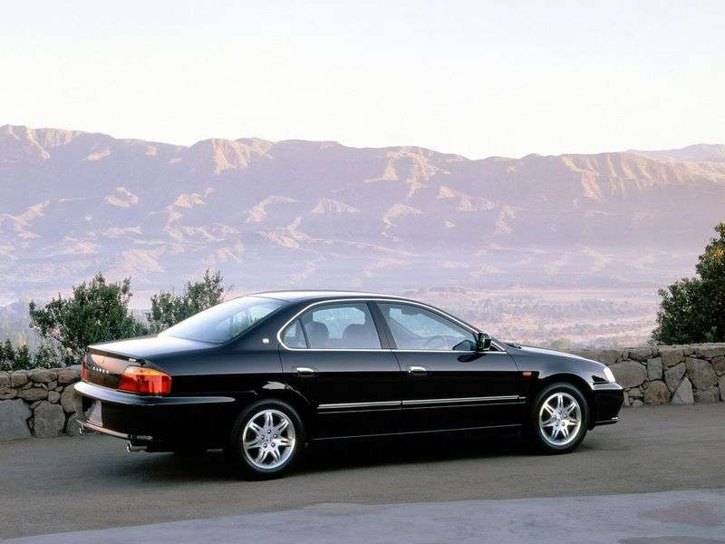 Honda Sabre sedan 2.generacji 2.5 AT (1998 2003)