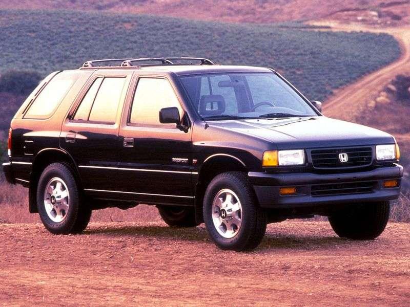 Honda Passport 1st generation SUV 3.2 MT (1993–1997)