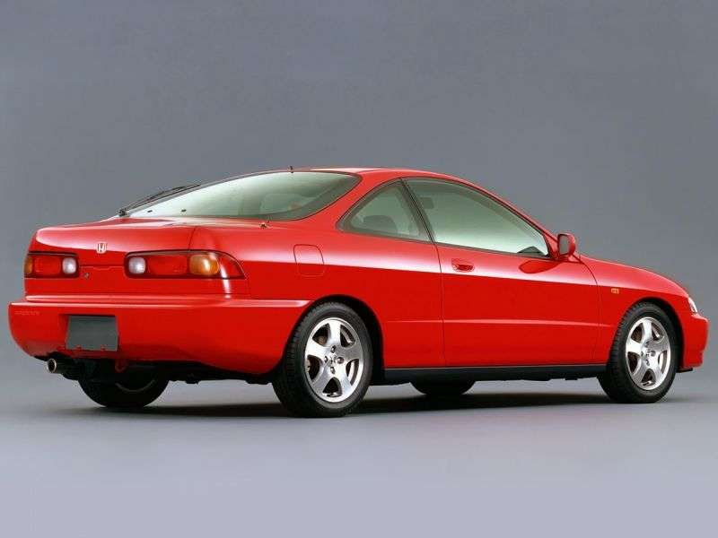 Honda Integra 3rd generation [restyling] coupe 1.6 AT (1995–2001)
