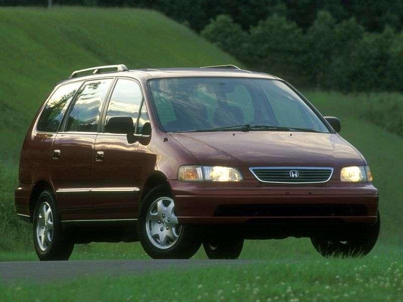 Honda Odyssey 1st generation 3.0 MT minivan (1994–1999)