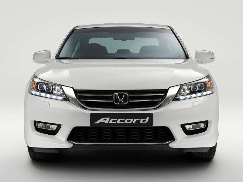 Honda Accord 9 generation sedan 2.4 AT Executive (2013) (2012 – n.)