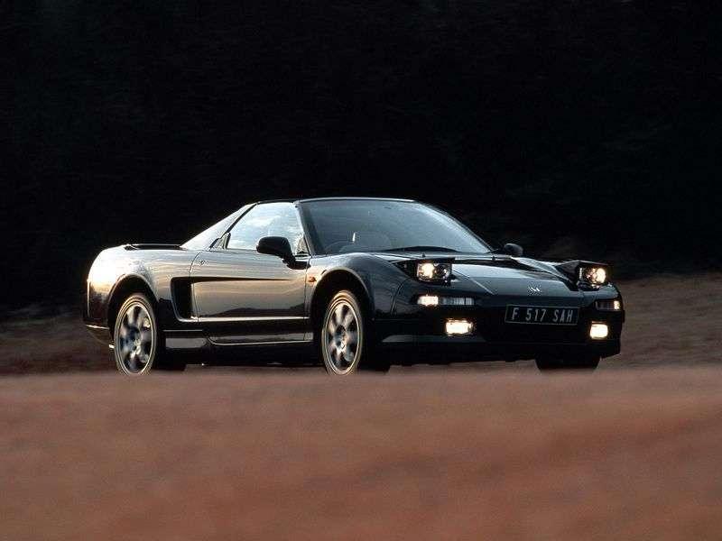 Honda NSX 1st generation Targa 3.0 AT (1995–1997)