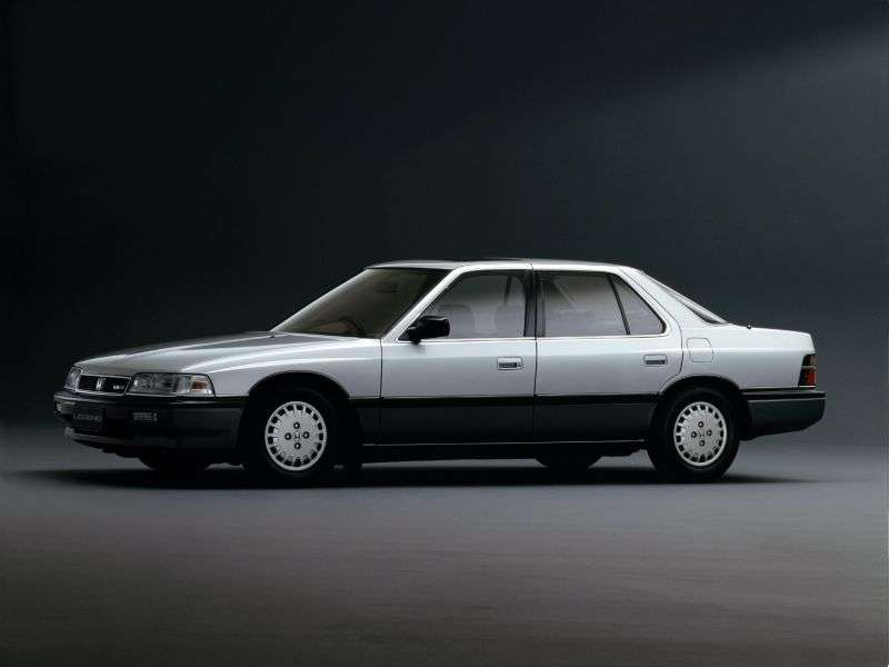 Honda Legend 1st generation 2.5 AT sedan (1987–1991)