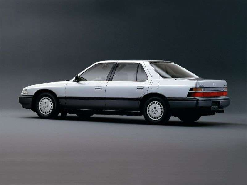 Honda Legend 1st generation 2.5 MT sedan (1987–1991)