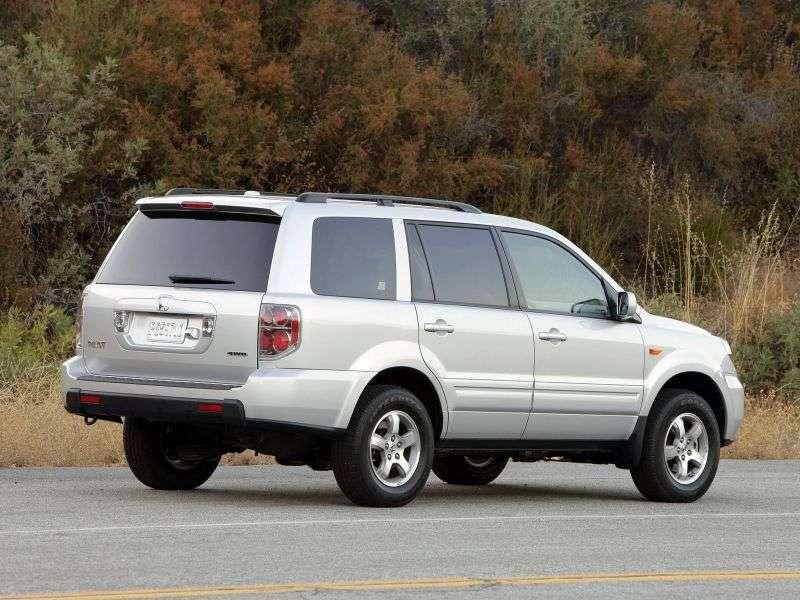 Honda Pilot pierwszej generacji [zmiana stylizacji] crossover 3.5 AT (2006 2008)