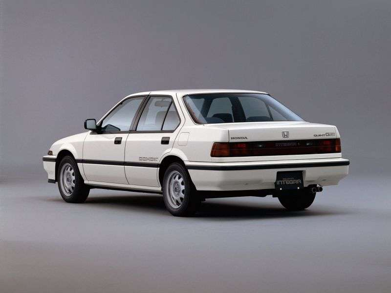 Honda Integra 1st generation sedan 1.6 AT (1986–1989)