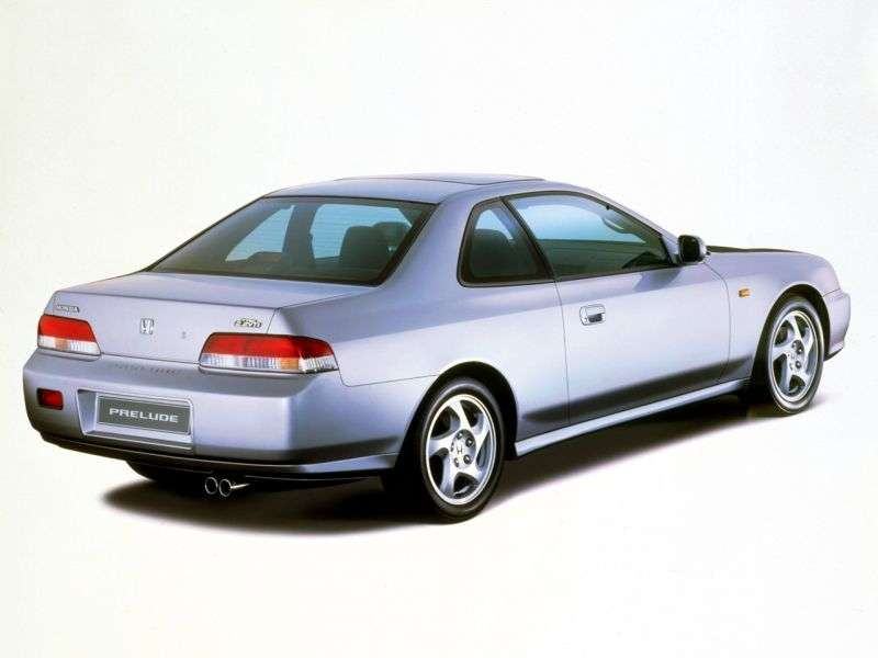 Honda Prelude 5 generation coupe 2 dv. 2.2 AT 4WS (1998–2001)