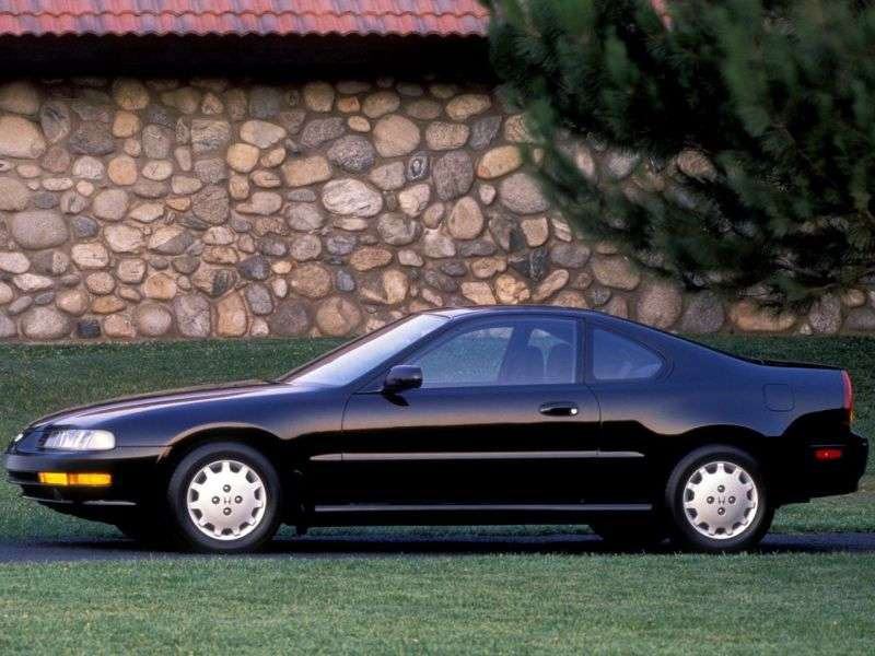 Honda Prelude 4 generation coupe 2.3 AT 4WS (1992–1996)
