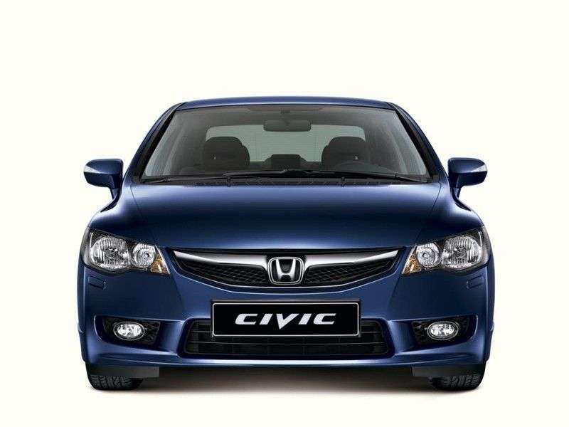 Honda Civic 8 generation sedan 4 doors 1.8 MT Comfort (2006–2008)