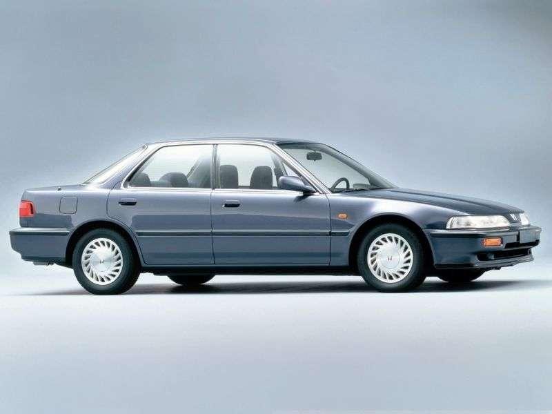 Honda Integra 2nd generation hardtop 1.6 AT (1989–1993)