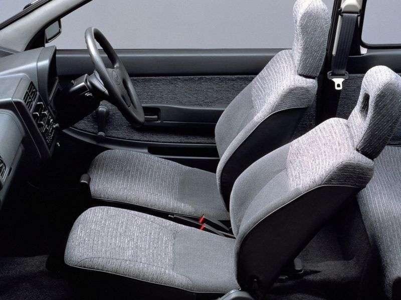 Honda Today 1st generation hatchback 0.7 AT (1988–1996)