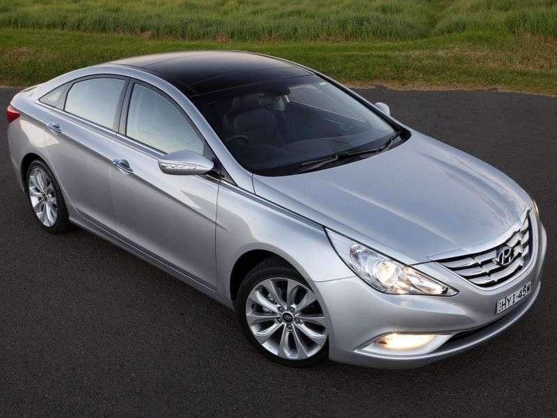 Hyundai i45 YFsedan 4 dv. 2.4 AT (2010 – n. In.)
