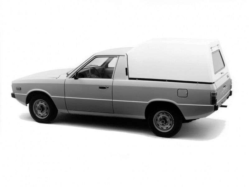 Hyundai Pony 1st generation pickup 1.2 MT (1977–1980)