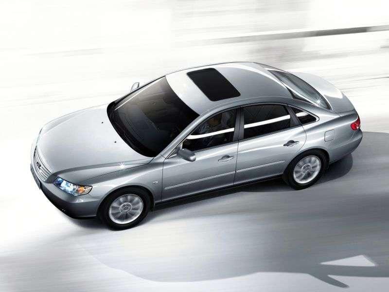 Hyundai Azera TGsedan 3.3 AT (2005–2010)