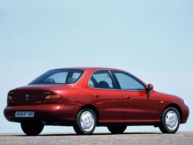 Hyundai Lantra J2sedan 1.5 MT (1995–1998)