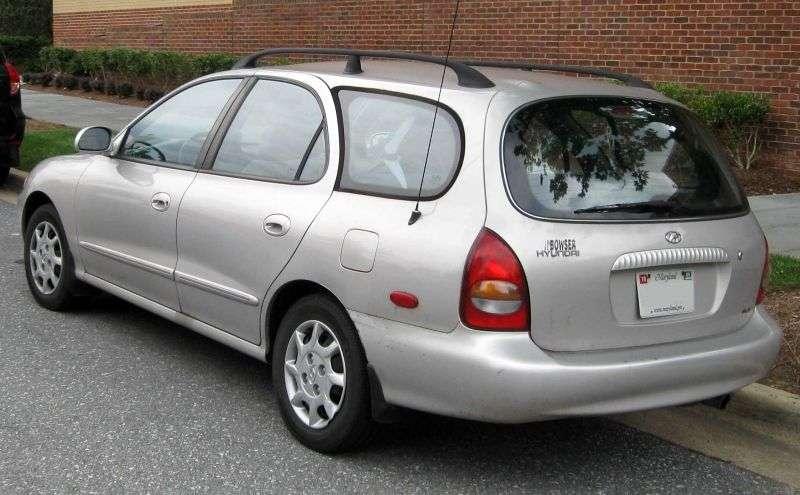Hyundai Avante J2Touring wagon 1.8 AT (1996–1998)