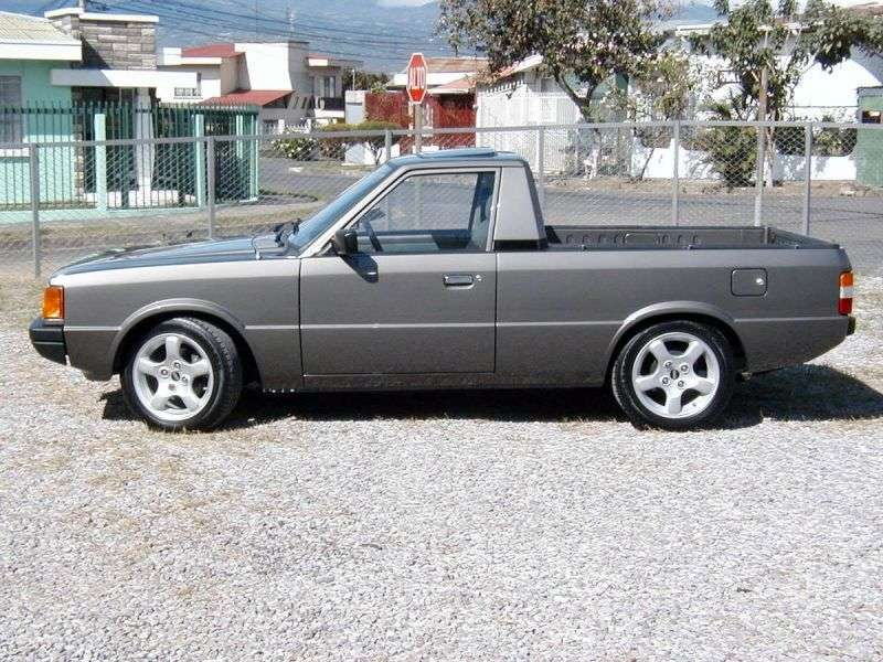 Hyundai Pony 2 generation pickup 1.6 MT (1985–1990)