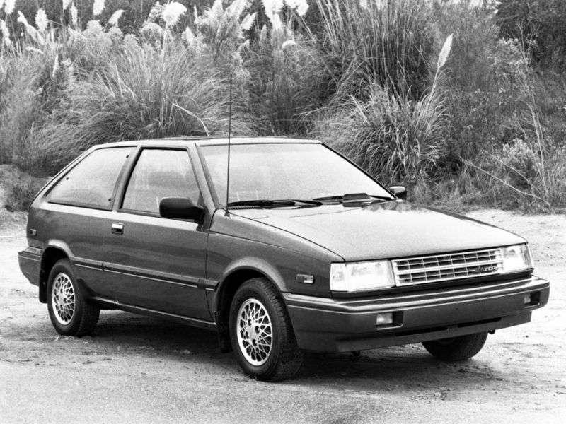 Hyundai Excel X1Hatchback 3 dv. 1.3 MT (1985–1989)