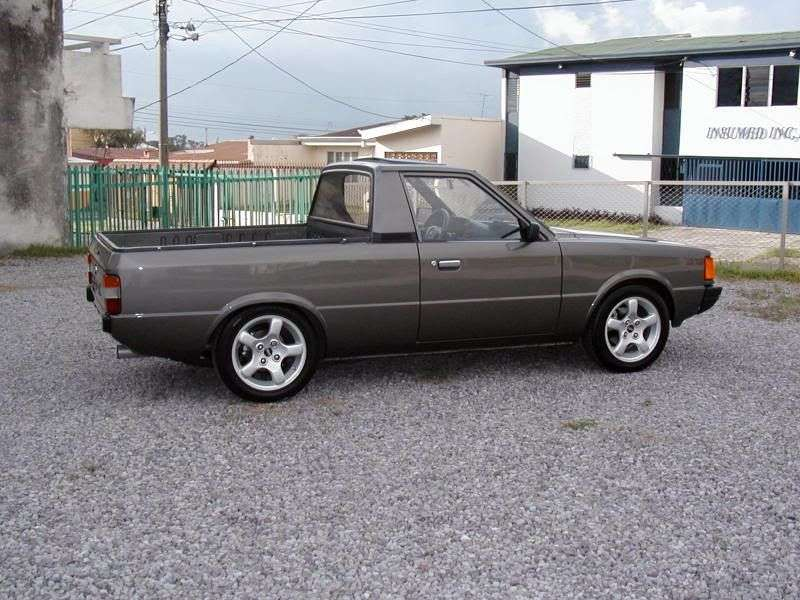 Hyundai Pony 2nd generation pickup 1.4 AT (1982–1985)