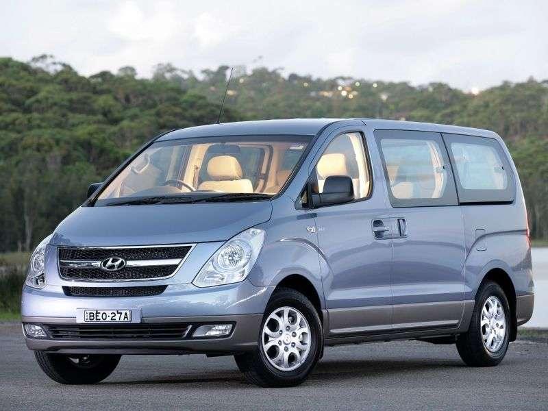 Hyundai iMax 1st generation Minibus 2.5 CRDi MT (2007 – n.)
