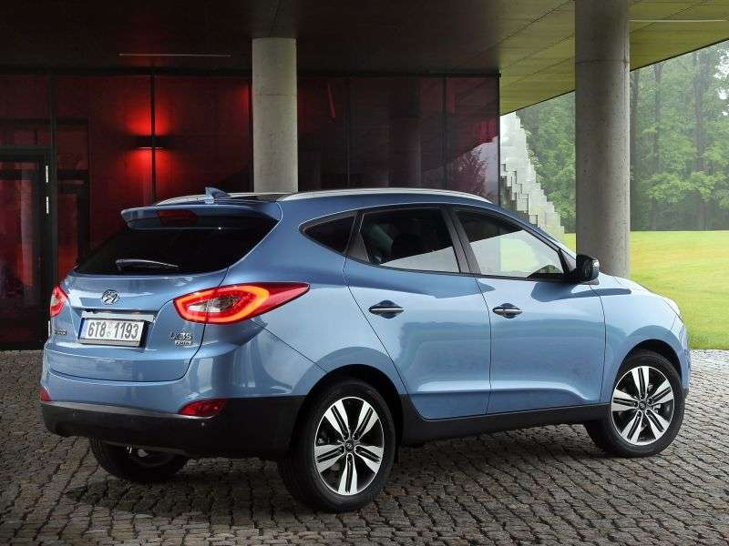 Hyundai ix35 1st generation [restyling] crossover 2.0 MT 4WD Comfort (2013 – in.)