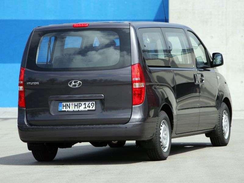 Hyundai Satellite 2nd generation Minibus 2.5 CRDi MT (2007 – n.)