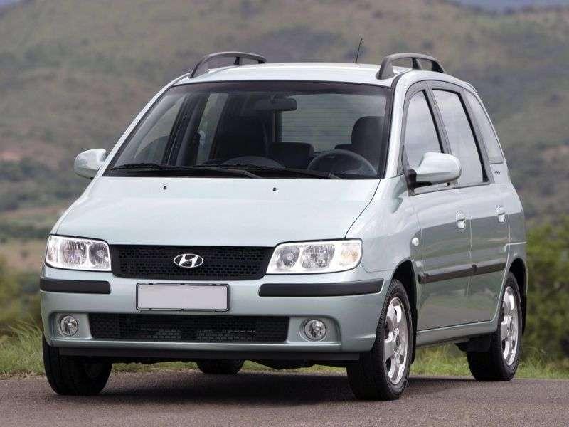 Hyundai Lavita 1st generation [restyled] 1.8 MT minivan (2005–2008)