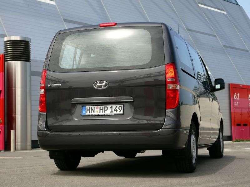 Hyundai Satellite 2nd generation Minibus 2.5 CRDi AT (2007 – n.)