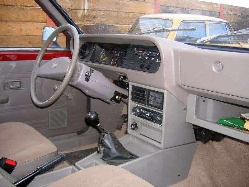 Hyundai Pony 1st generation hatchback 3 dv. 1.4 MT (1982–1985)