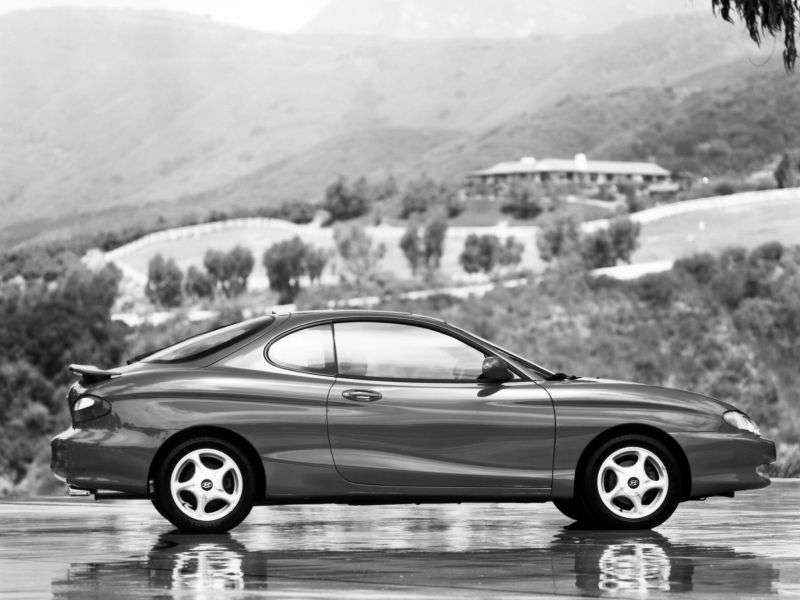 Hyundai Tiburon RC Coupé 2.0 AT (1997–1999)
