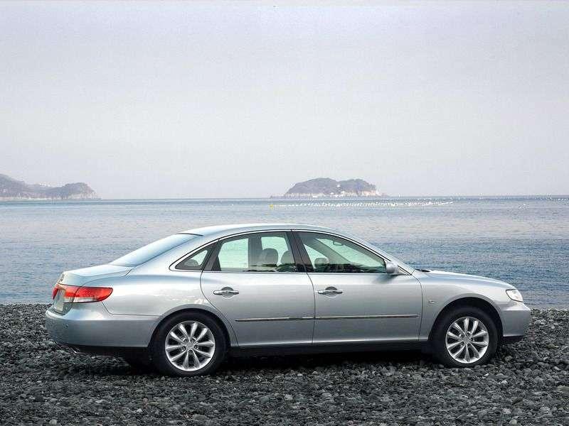 Hyundai Grandeur TG sedan 2.7 AT (2007 2010)